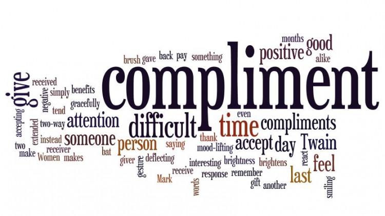 Compliments || Harvey Mackay